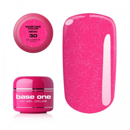 Gel Neon 22 Lime Tree Base One Silcare  SILCARE