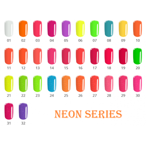 GEL NEON 03 - LIGHT PINK SILCARE BASE ONE