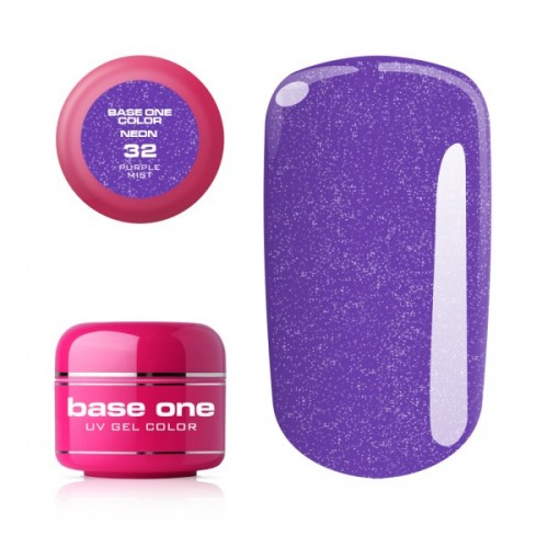 Gel Neon 24 Clear Sky Base One Silcare  SILCARE