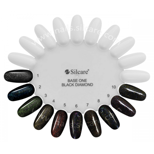 GEL NEON 07 - GREEN SILCARE BASE ONE SILCARE