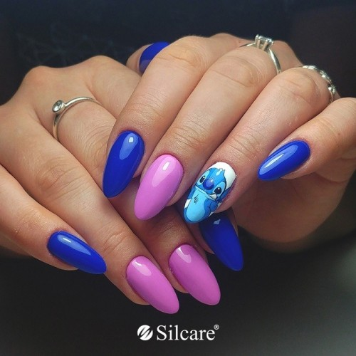 Paint Gel 12 YELLOW Silcare...