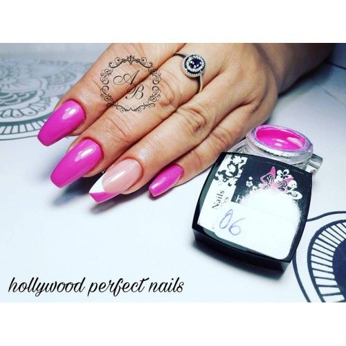 Super Color 01 Silky Nude Gel Unghii HPN SC01SN HOLLYWOOD PERFECT NAILS