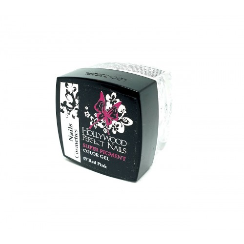 Super Color 02 Vanilla Pudinf Gel Unghii HPN  HOLLYWOOD PERFECT NAILS