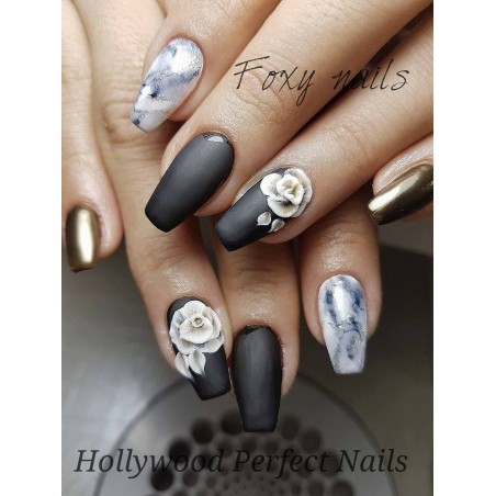 SUPER PAINT 22 GOLD ART GEL UNGHII HOLLYWOOD PERFECT NAILS