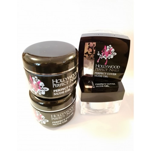 MAGIC GLITTER 16 GOLD DELUXE GEL UNGHII HOLLYWOOD HOLLYWOOD PERFECT NAILS