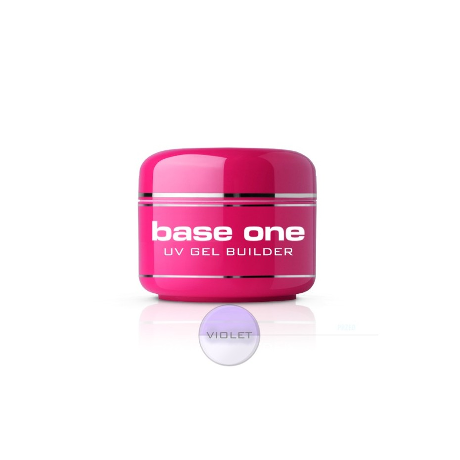 COVER Gel Unghii Base One Silcare SILCARE