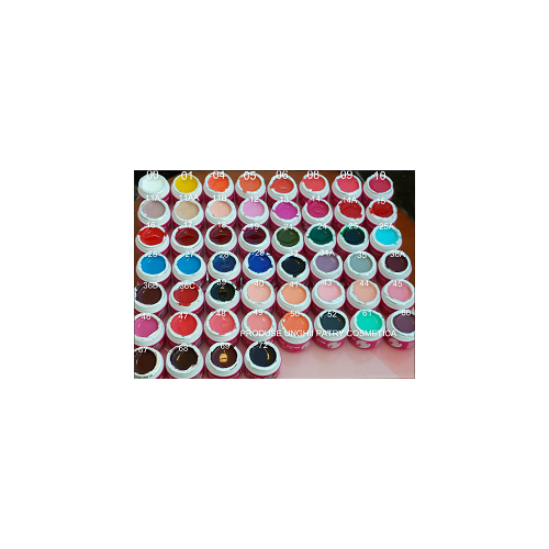 Gel Base One 34 - BLUE INKY Color Silcare