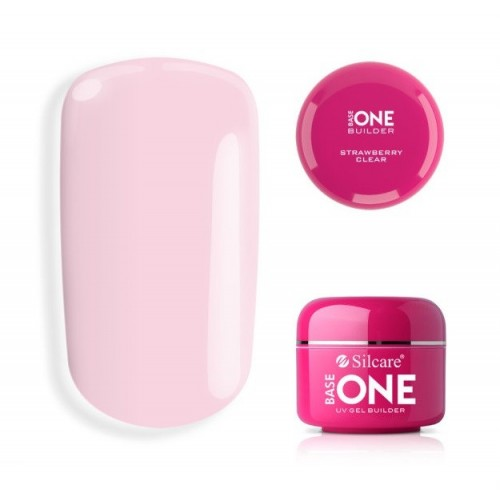 COVER DARK Gel Unghii Base One Silcare SILCARE
