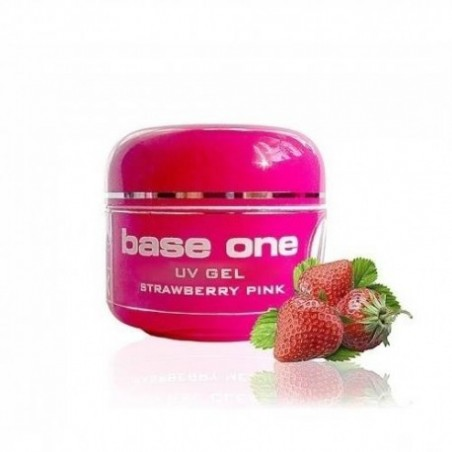 FRENCH PINK Gel Unghii Base One Silcare