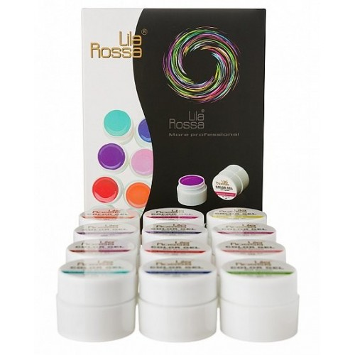 Oja Color 1170 Hybrid Gel Unghii Hollywood Colection HOLLYWOOD PERFECT NAILS