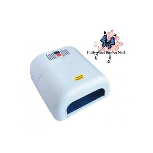 Lampa Unghii UV LED Hybrid 48W Hollywood HOLLYWOOD PERFECT NAILS