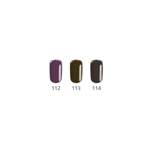 Gel Base One 107 Taupe Stones Color Silcare  SILCARE