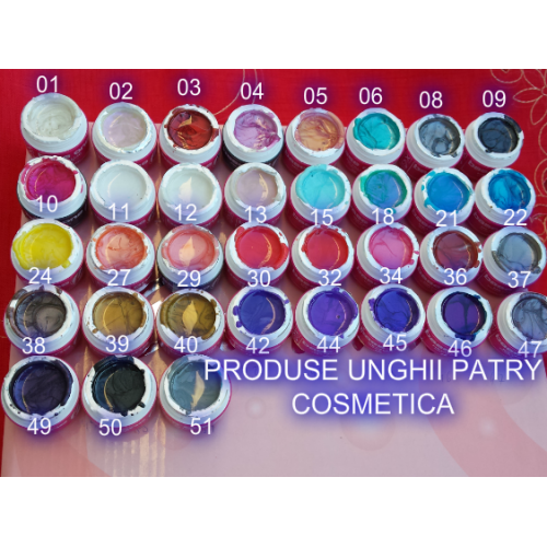 GEL METALLIC 28 - ORANGE JUICE BASE ONE SILCARE