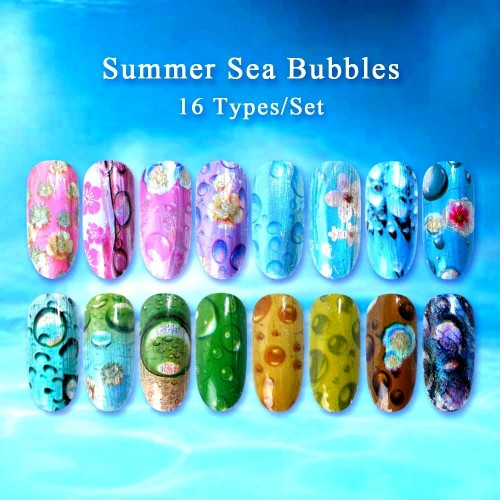 Pudra Holografica - Sclipici Rainbow G503 HOLLYWOOD PERFECT NAILS
