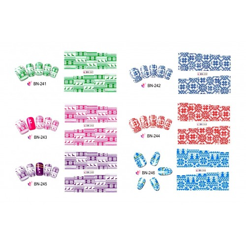 Sclipici Unghii Fin Gold G1205 HOLLYWOOD PERFECT NAILS